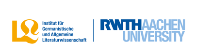 Logo of Institute for German and General Literary Studies